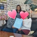 塩尻市30才男性と松本市30才女性、ご成婚おめでとう
