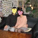 茅野市A君、長野市Yちゃん、ご成婚おめでとう!
