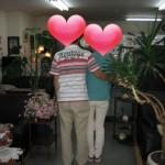 素敵なカップル♥です。