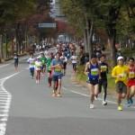 諏訪湖マラソン、皆さんの顔が素敵でしたョ!