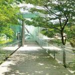 箱根、ポーラ美術館とガラスの森美術館